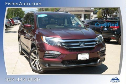 Certified pre owned vehicles fisher auto for Certified pre owned honda pilot 2016